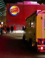 6 maart Grote brand in hotel Hennekijnstraat Rotterdam