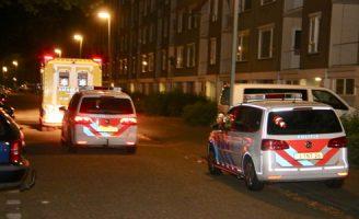 9 juni Twee personen verwond met mes Datheenstraat Vlaardingen