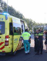 10 juni Gewonde na aanrijding op de A13 Delft