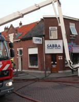 25 juli Grote schade in shoarmazaak na brand Rietdijkstraat Hoek van Holland