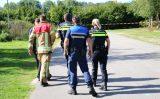 17 september Vaten gedumpt in de Broekpolder Broekpolderweg Vlaardingen