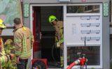 21 september Keukenbrand in flatwoning Johan Wagenaarstraat Schiedam