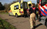 13 oktober Mountainbiker gewond na val in Broekpolder Vlaardingen