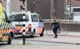23 oktober Fietser aangereden op rotonde Oranjestraat Schiedam