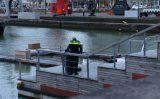 30 november Stoffelijk overschot aangetroffen in water Leuvehaven Rotterdam