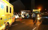 30 november Twee gewonden na aanrijding met brommer Billitonlaan Vlaardingen