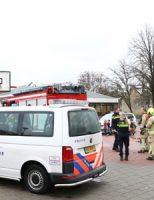 6 december  School ontruimd na kapotraken van leiding Kruidenpad Vlaardingen