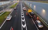14 december File door ongeval op A4 Schiedam