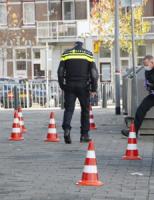 10 december Auto met kogelgaten aangetroffen Rotterdam