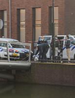 5 maart Man valt in het water en overlijdt Spijkenisse