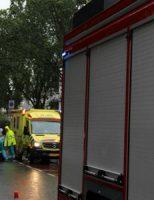 16 september Vrouw zwaargewond na uitslaande brand  Dr. Wiardi Beckmansingel Vlaardingen