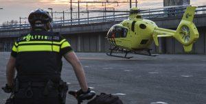 28 maart Jongen (17) zwaargewond bij ongeval met quad Horvathweg Rotterdam