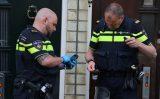 22 april Aanhouding na bedreiging, taser aangetroffen Rembrandtlaan Schiedam