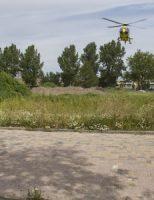 18 juli Fietsster zwaargewond na aanrijding Lepelaarsingel Vlaardingen