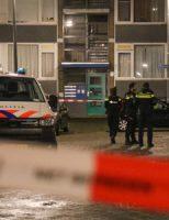 29 december Gewonde bij schietpartij Socratesstraat Rotterdam
