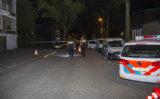 22 juli Politie schiet verdachte van steekpartij neer Luntershoek Rotterdam