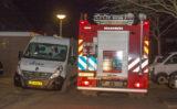 21 januari Meerdere woningen zonder water na leidingbreuk Huis te Vlietstraat Schiedam