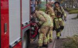 16 februari Woning vol rook door vergeten pannetje Zwaluwlaan Schiedam