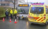 20 maart Voetganger aangereden door stadsbus Burg. Van Lierplein Vlaardingen