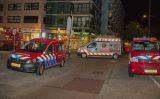 23 april Twee katten omgekomen bij brand Hoogstraat Rotterdam
