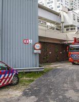 11 mei Erasmus MC deels ontruimd vanwege chemische lucht Rotterdam
