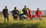 25 mei Traumateam uit Nijmegen voor gevallen vrouw Maassluissedijk Vlaardingen