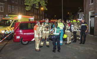 24 juni Kinderen naar ziekenhuis door drugs in winkelpand Nicolaas Beetsstraat  Schiedam