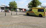 21 juli Ontruiming bedrijfspand vanwege gaslekkage Groothandelsmarkt Rotterdam