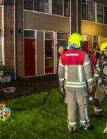 18 september Veel schade bij uitslaande woningbrand mr. Verschuurstraat Vlaardingen