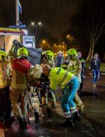 28 december Inzittende uit voertuig geknipt na aanrijding Marnixlaan Vlaardingen