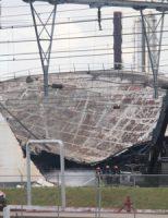 28 december Grote brand in opslagtank bij de Shell Vondelingenweg Pernis