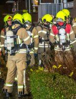 15 januari Personen springen uit raam tijdens brand Van Slingelandtstraat Vlaardingen