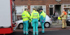 28 februari Dertien personen onwel door koolmonoxide in meerdere woningen Franselaan Rotterdam