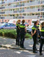 13 juli Brand blijkt onderhoud Koninginnelaan Vlaardingen