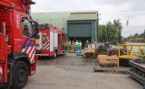 16 augustus Brand aan boord van schip Schiekade Schiedam
