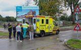 6 september Fietsster gewond na aanrijding met auto Hargalaan Schiedam