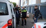 6 september Inval in woning na steekpartij supermarkt Eykmanstraat Vlaardingen