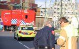 7 september Zeer grote reddingsactie voor opgesloten personen in container Reeweg Rotterdam