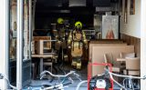 29 september Brand in eethuis Schiedamseweg Rotterdam