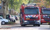 15 oktober Gaslekkage naast gevel flat en melding gaslucht in bedrijfspand Puccinistraat Schiedam
