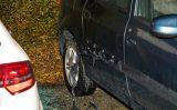 10 november Opnieuw een personenauto in vlammen op Zwaluwenlaan Vlaardingen