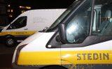 10 oktober Straat afgesloten na gaslek Oranjestraat Schiedam