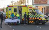 25 juni Vier gewonden bij forse aanrijding Rotterdam