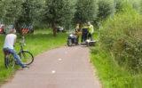 23 juli Twee gewonden bij scooter aanrijding Broekpolderweg Vlaardingen