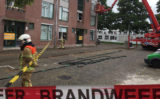 25 juli Woningen ontruimd na gaslek Jan Jacobus Smitpad Schiedam