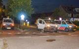 27 augustus Veel politie bij aanrijding tussen twee auto's Scheepvaartweg Schiedam