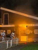 17 oktober Opnieuw brandstichting bij kinderboerderij Schiedam