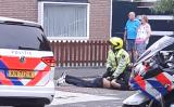 19 juli Mannen aangehouden na staandehouding door politie in 's-Gravenzande Prinses Beatrixstraat 's-Gravenzande