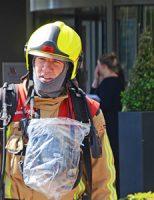 15 mei Middelbrand in het he Hague Marriott Hotel Johan de Wittlaan Den Haag