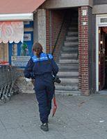 6 augustus Flinke brand in woning Kaapseplein Den Haag